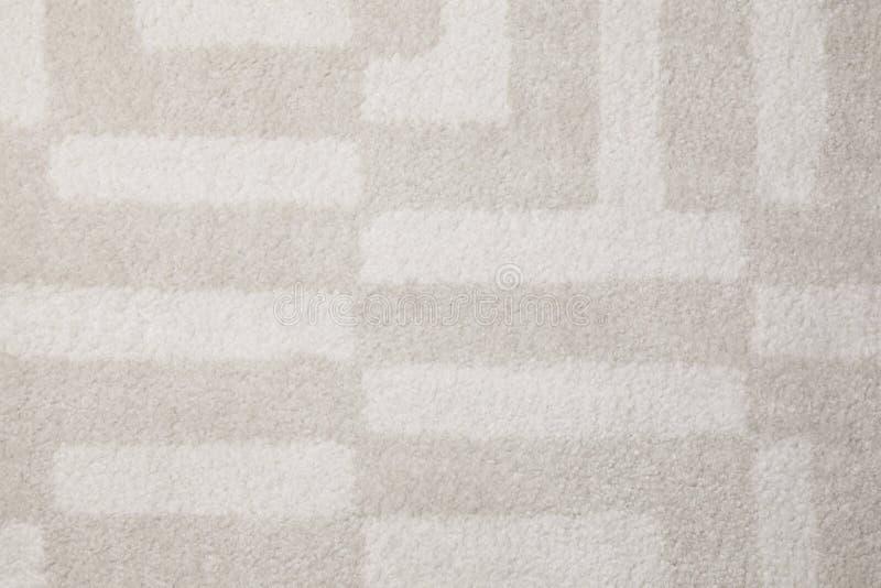 Verwarde tapijttextuur als achtergrond royalty-vrije stock foto