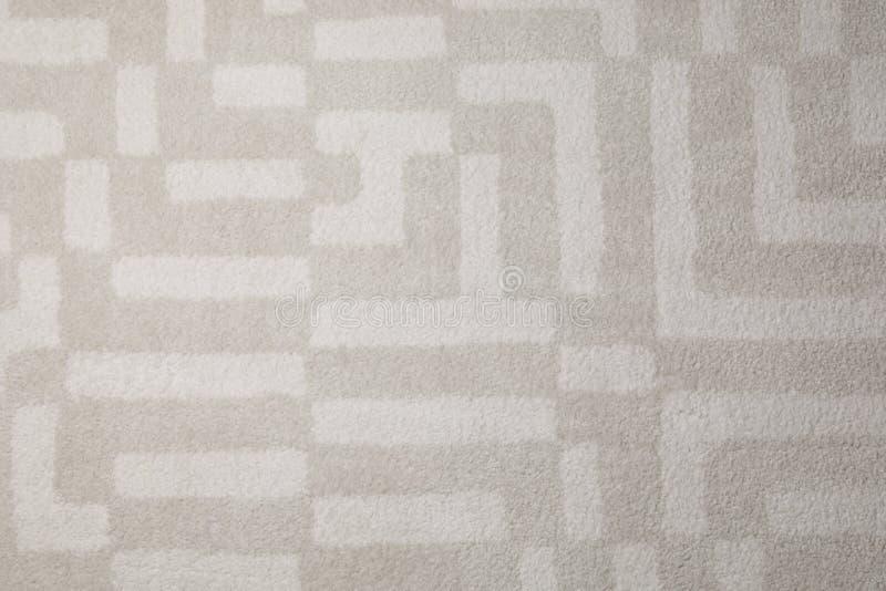 Verwarde tapijttextuur als achtergrond royalty-vrije stock afbeeldingen