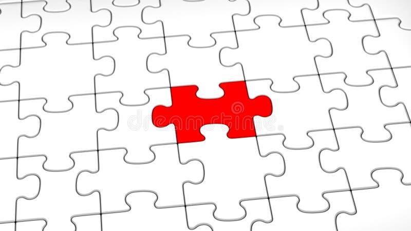 Verwirren Sie Labyrinth zusammen mit rd-Stück in der Mitte stockfotografie