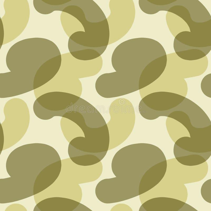 Download Verwobene Farbe Formt Nahtloses Muster Vektor Abbildung - Illustration von kunst, spanisch: 106804030