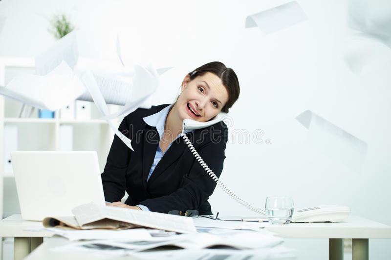 Download Very busy stock photo. Image of employer, occupation - 24738090