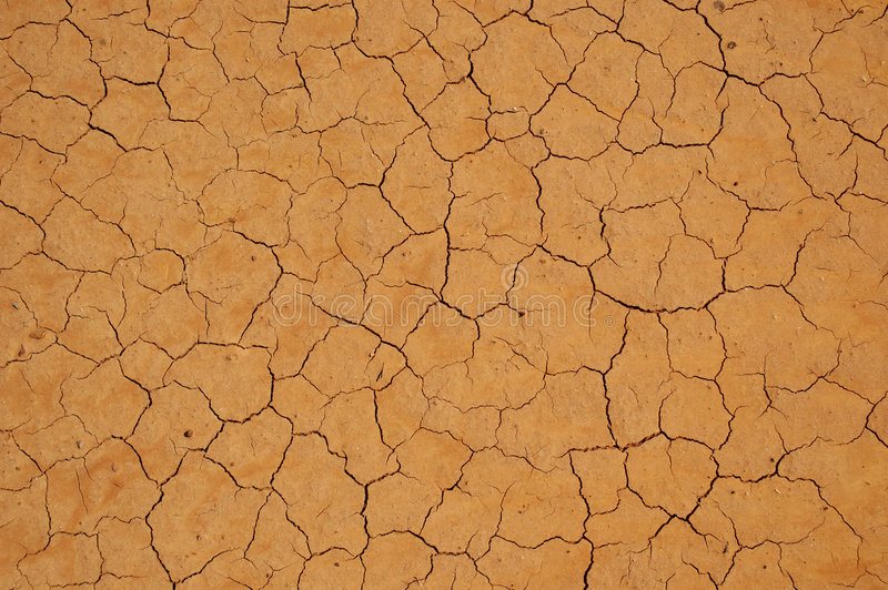 Download Very Dry Cracked Soil Stock Photography - Image: 2304922