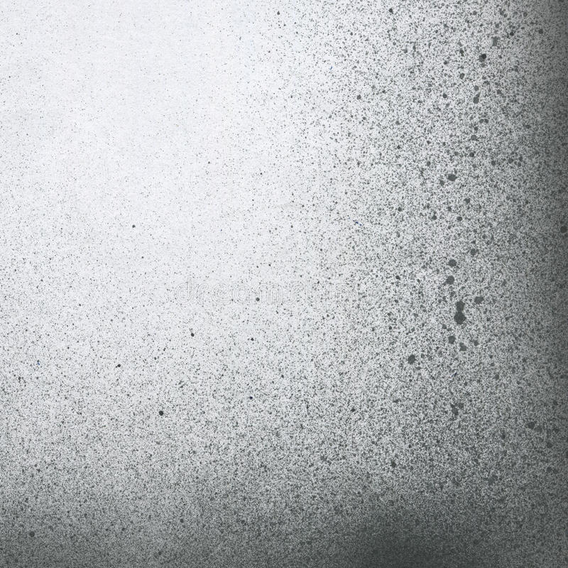 Very hight resolution. Wallpaper with airbrush effect. Black acrylic paint stroke texture on white paper. Scattered mud. Art. Macro image. Hand made grunge stock images