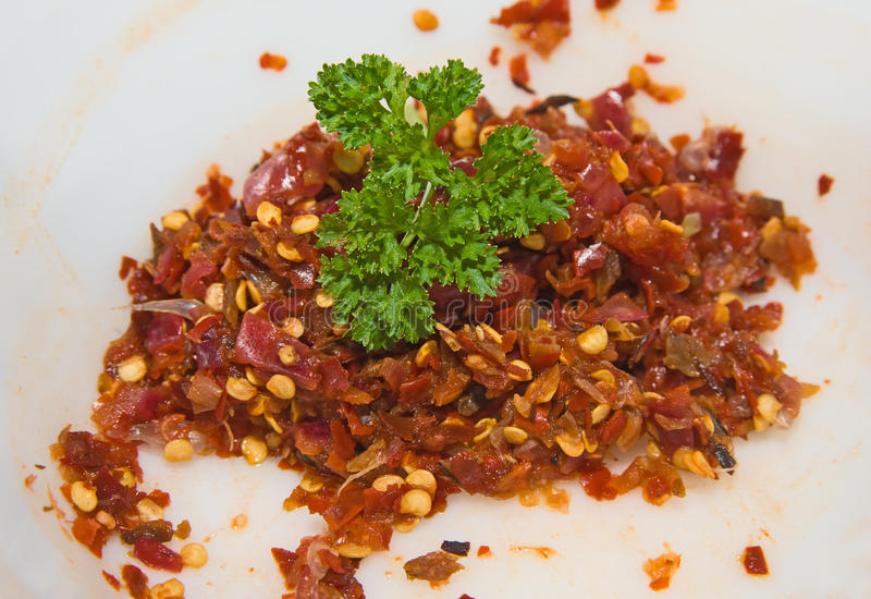 Download Very Hot Chilli. Royalty Free Stock Photos - Image: 17627718
