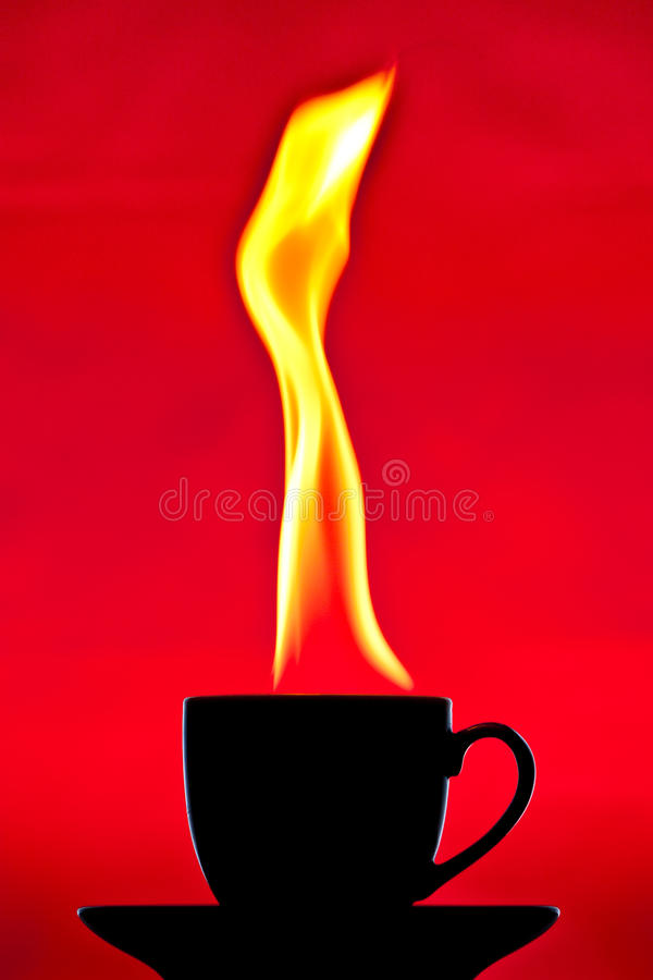 Download A very hot chocolate stock photo. Image of explode, artistic - 18019808