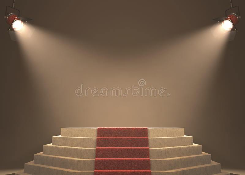 Very Important Person royalty free stock photos