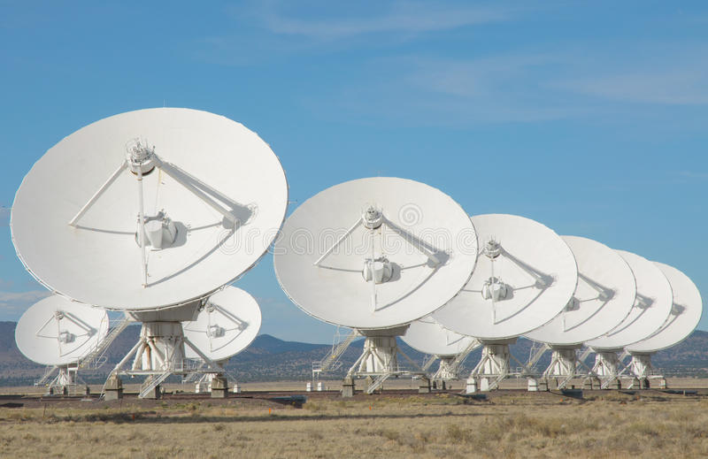 Download Very Large Array stock image. Image of mexico, search - 21619105