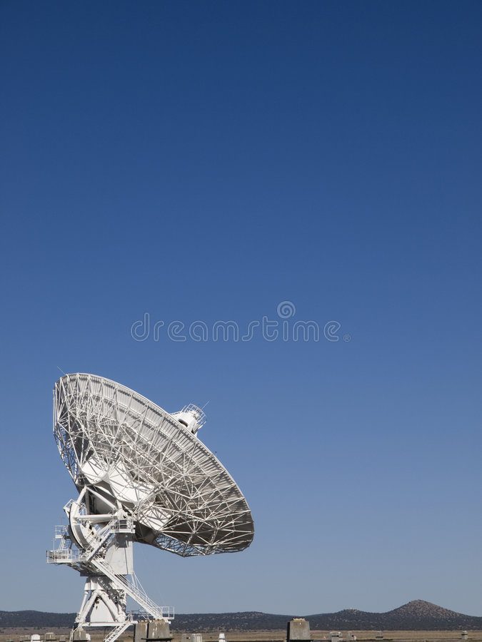 Download Very Large Array Radio Telescope Stock Image - Image: 7441779