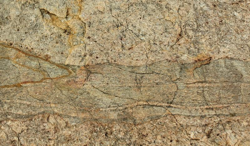 Very nice frame of cracked rock texture natural background. royalty free stock photo