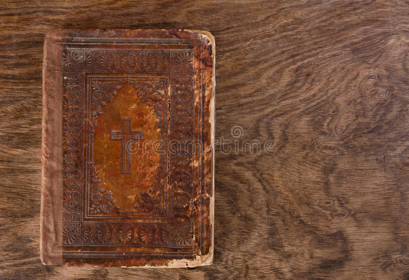 Download Very old bible stock image. Image of religious, aged - 19313179
