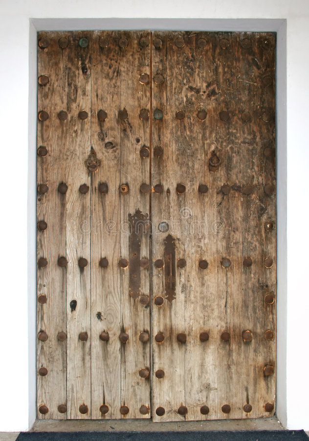 Download A very old door in Mexico stock photo. Image of rusty - 7450418