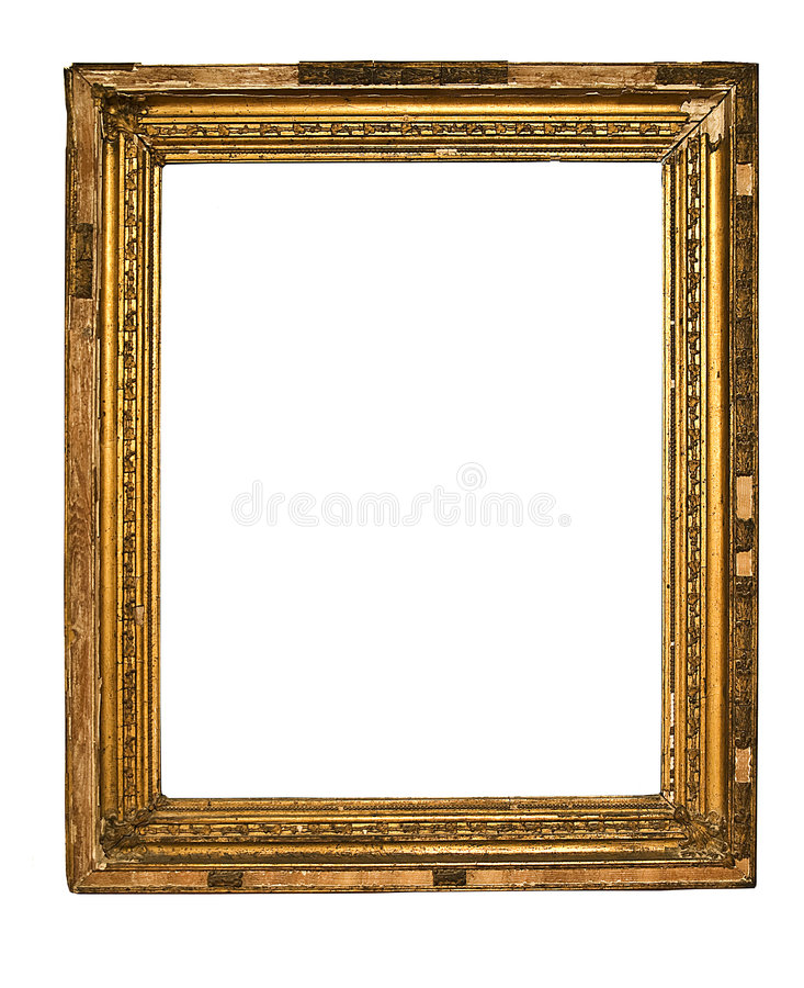 Download Very Old Frame stock photo. Image of nobody, object, copy - 7506730