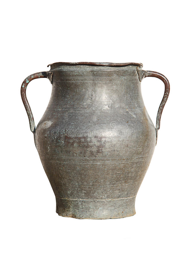 Download Very old jug stock image. Image of vessel, archaeology - 20726253
