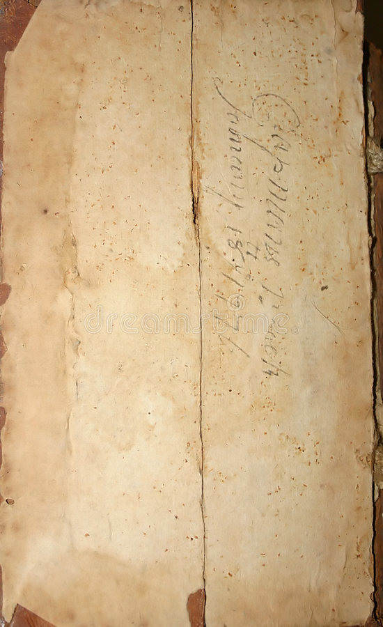 Download Very Old Paper stock image. Image of browned, parchment - 3280319