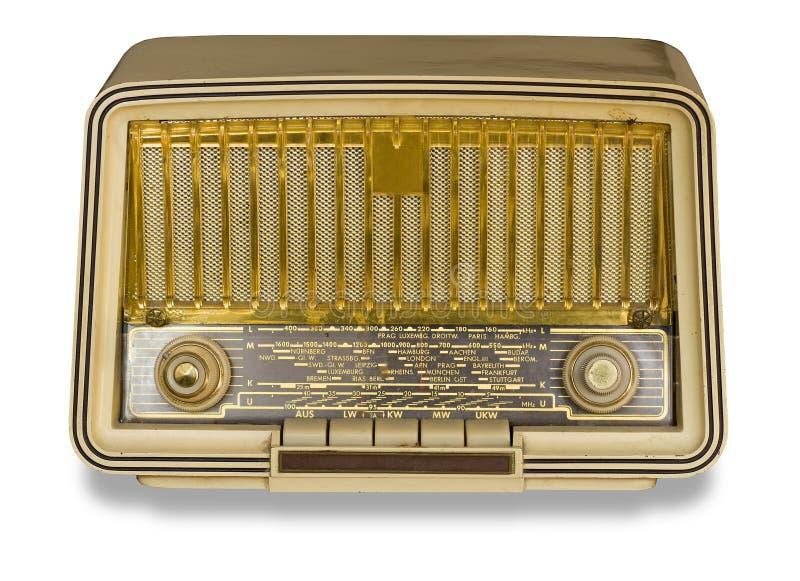 Download Very Old Radio. Vintage Radio Stock Image - Image: 16483033