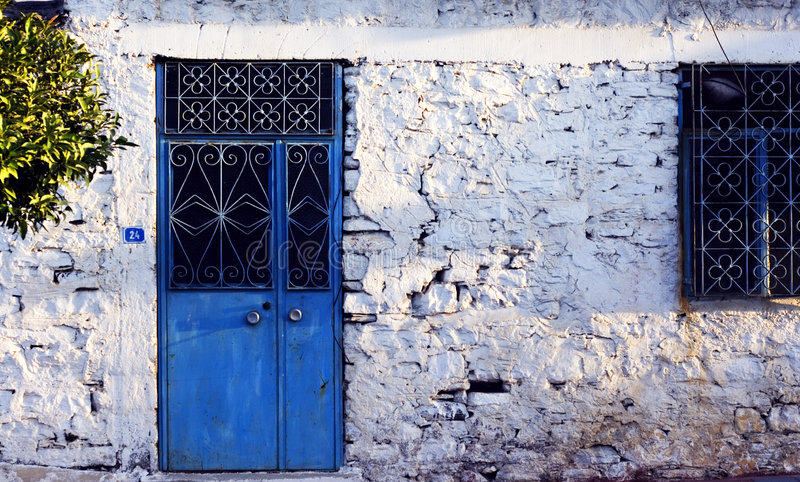Download Very Old Turkish Village House Stock Image - Image: 8441329