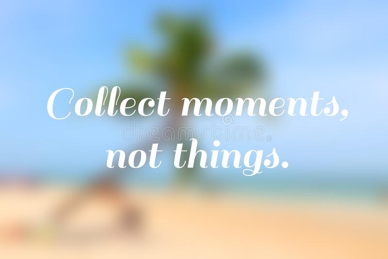 Verzamel ogenblikken stock afbeeldingen