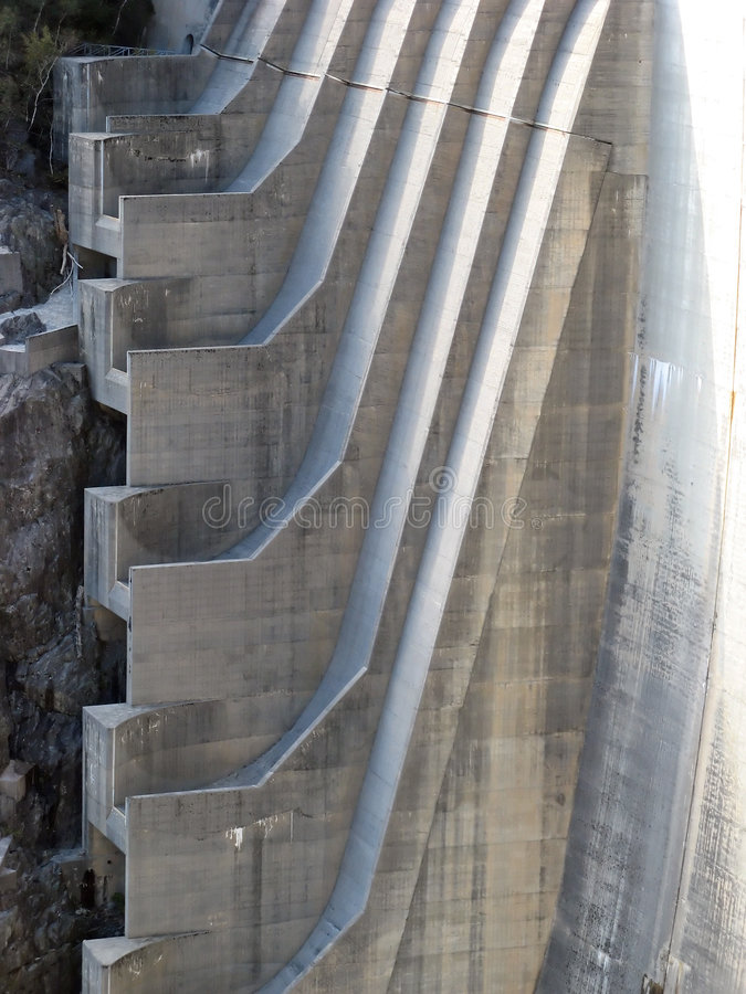 Download Verzasca dam stock photo. Image of landmark, electric - 6650454