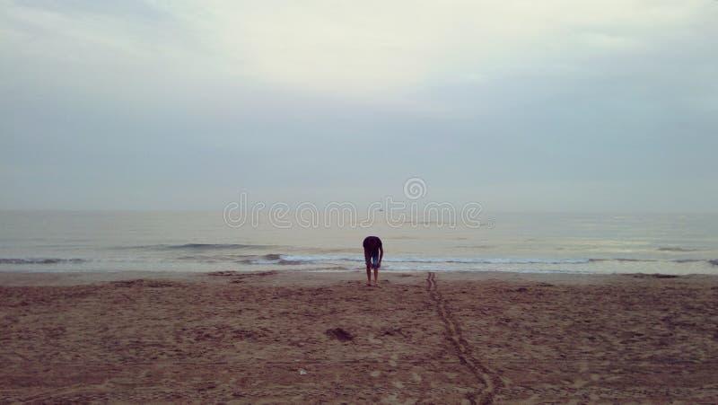 Verzauberte Einsamkeit stockfotografie