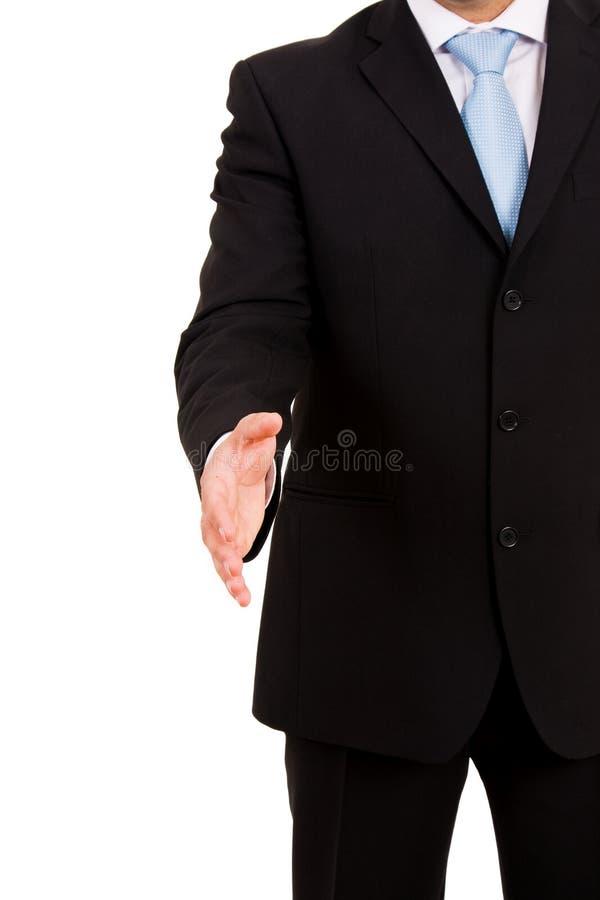 verzegel een overeenkomst stock foto