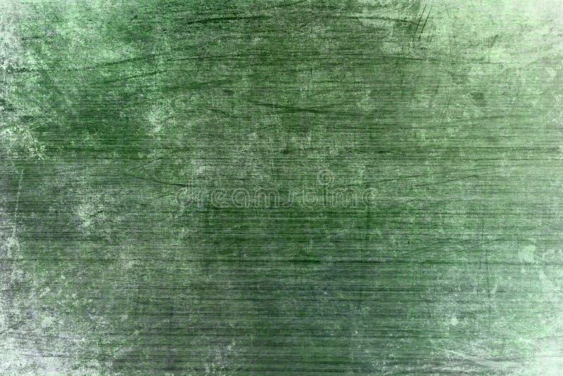 Verzerrter Rusty Grunge Dark Green Cracked verfallen altes Zusammenfassungs-Segeltuch-malendes Beschaffenheits-Muster für Autumn  lizenzfreie stockbilder