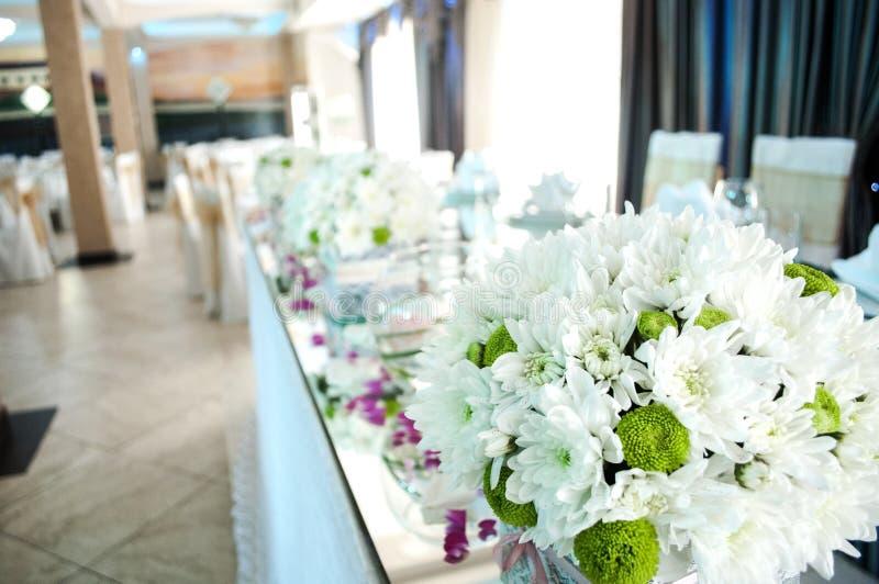 Verzierter Blumenblumenstrauß lizenzfreies stockfoto