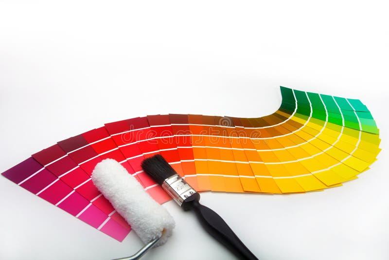 Verzierung der Farbenmuster lizenzfreie stockfotos