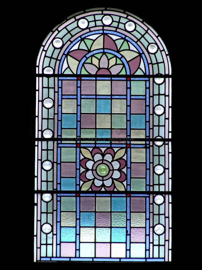 Verzierungfenster stockfoto