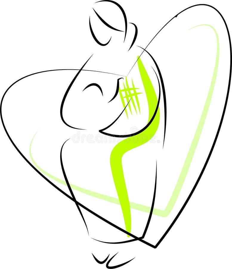 Verzorging vector illustratie