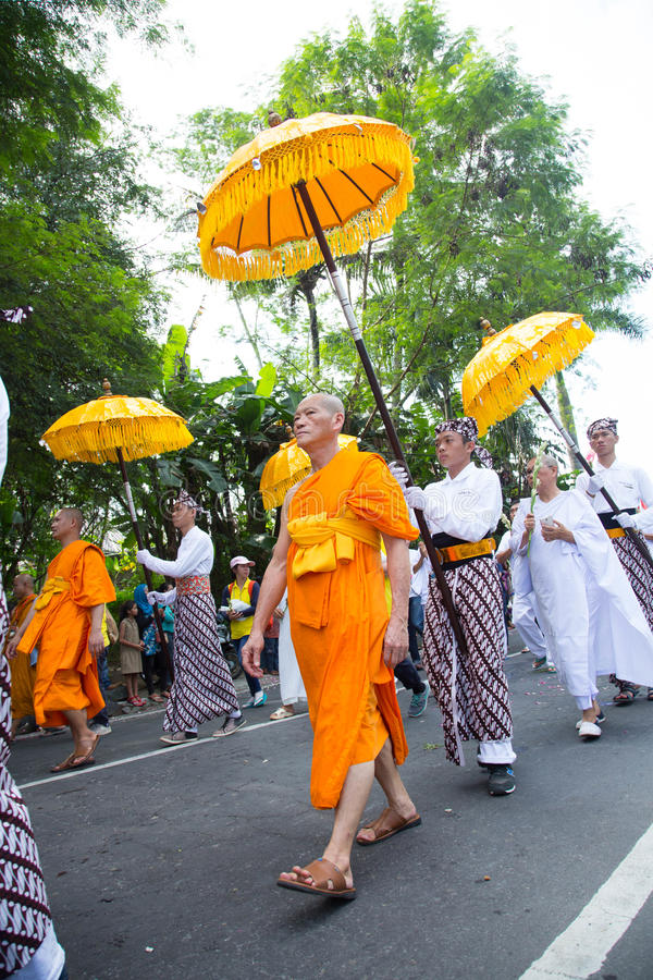 Vesak Day stock photography