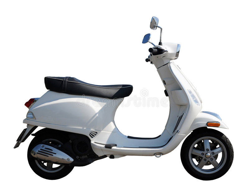 Download Vespa stock photo. Image of vesper, background, streets - 8795692