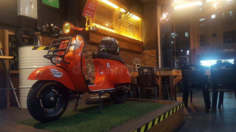 Vespa photos stock