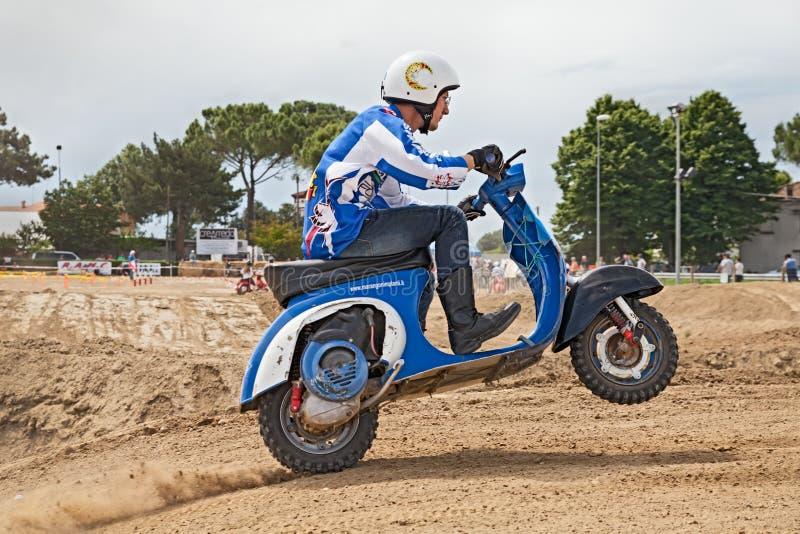 motocross o vespa