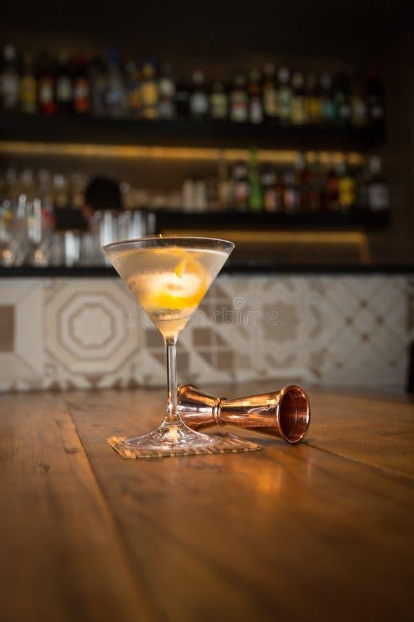 Vesper Martini 007 royalty-vrije stock fotografie
