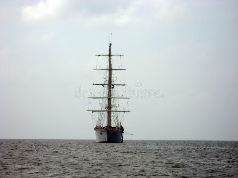 Vessel royalty free stock photo