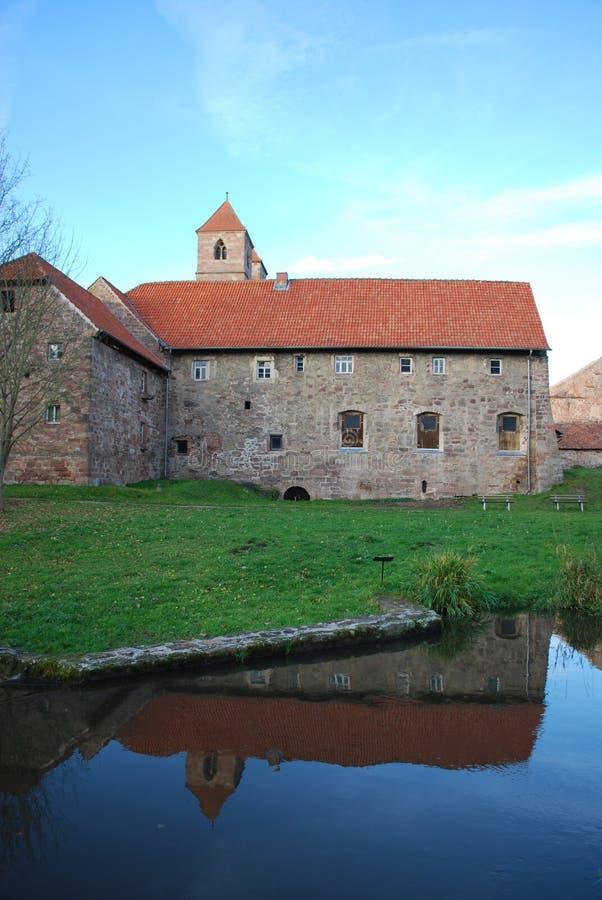Vessra d'abbaye photos stock