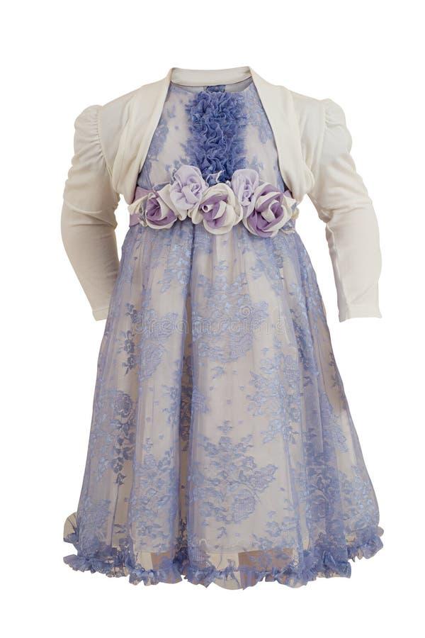 Download Vestido Azul Para La Muchacha Imagen de archivo - Imagen de vestido, elegancia: 41904467
