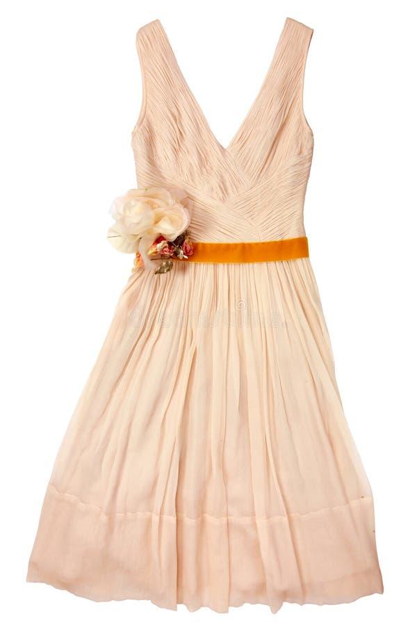 Vestido da mulher imagens de stock royalty free