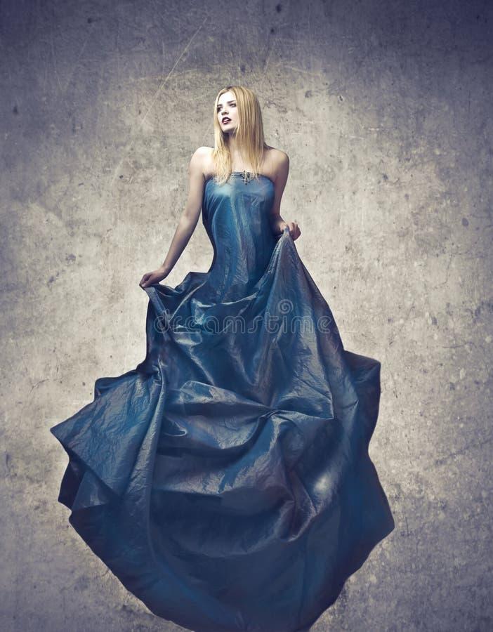 Vestido da princesa imagem de stock