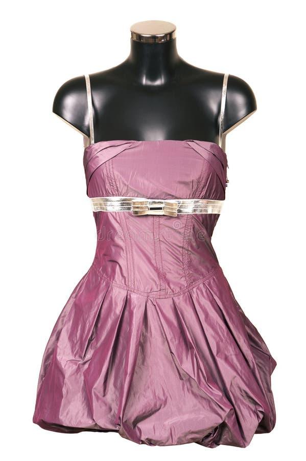 Vestido fêmea imagens de stock royalty free