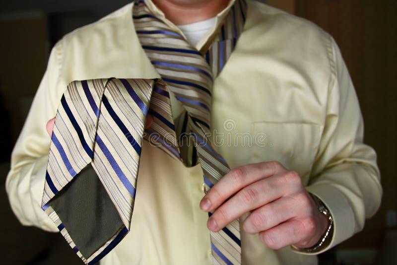 Vestido para el trabajo imagen de archivo