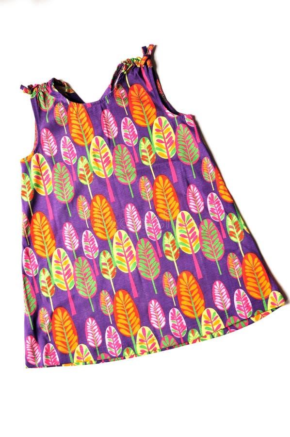 Vestido (roupa da criança) imagens de stock