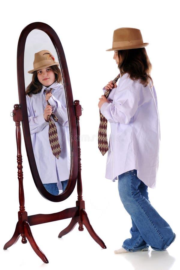Vestiti del Grandpa immagine stock