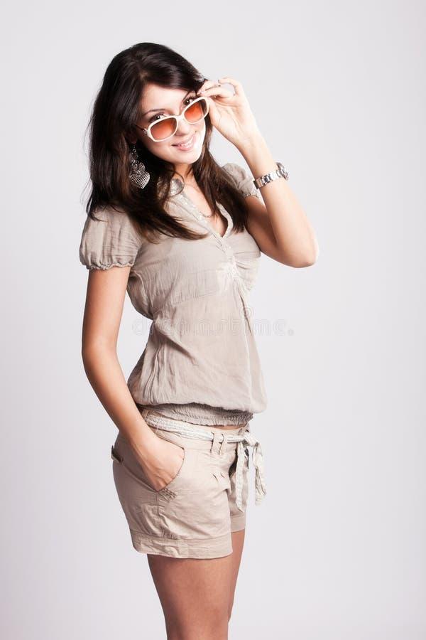 Vestiti di estate fotografie stock