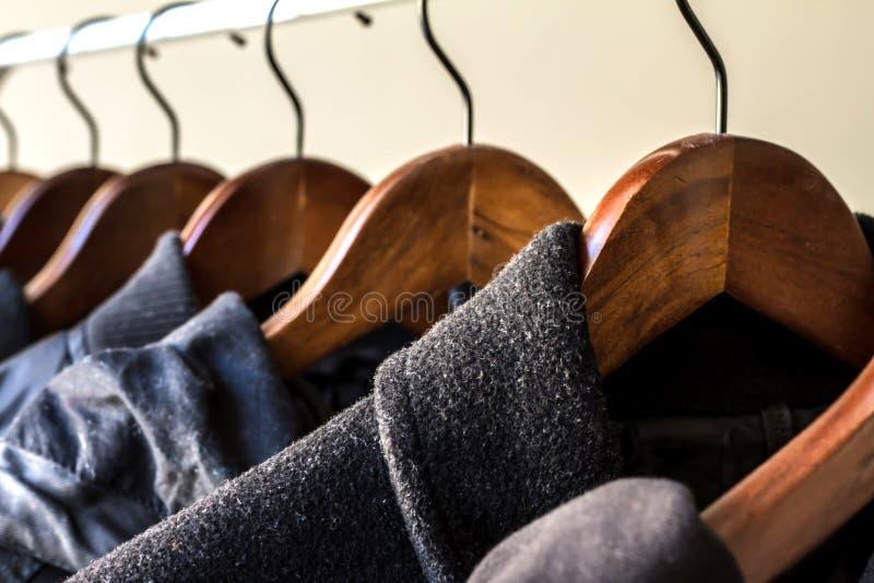 Vestiti di inverno immagini stock