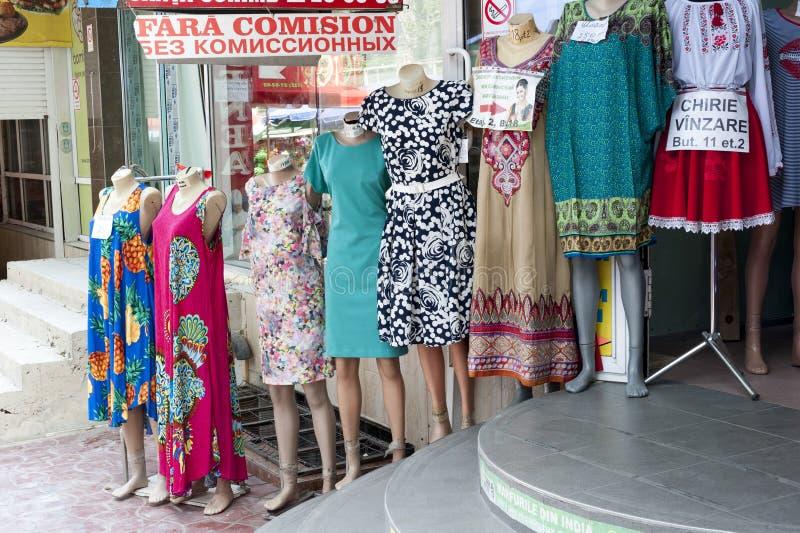 Vestiti di Moldavo immagine stock libera da diritti