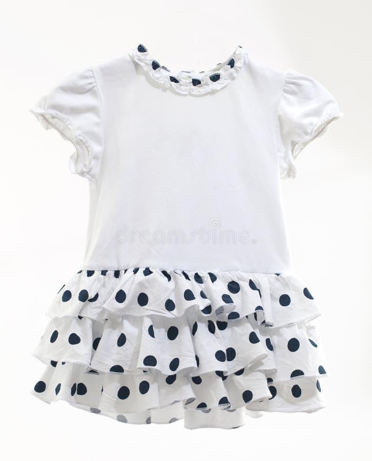 Vestito dal bambino immagini stock