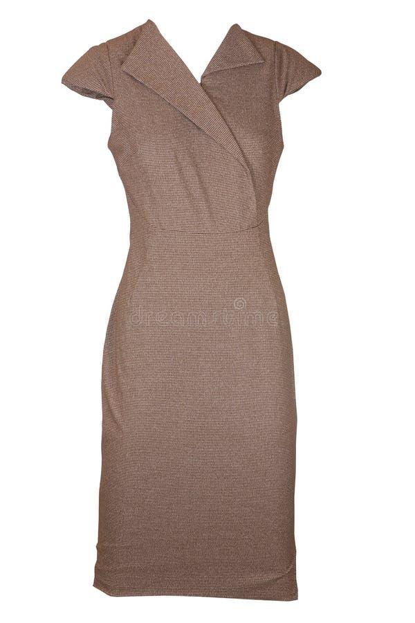 Vestito dalla lana della donna immagini stock