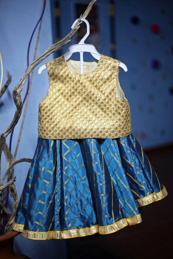 Vestito dalla neonata fotografia stock libera da diritti