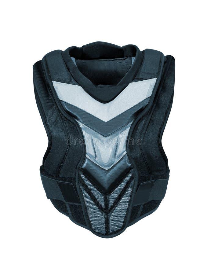 Vestito dell'armatura protettivo fotografia stock
